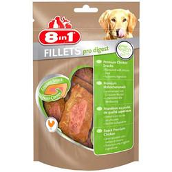 8in1 - 8in1 Fillets Pro Digest Sindirim Sağlığı Köpek Ödülü 80 Gr
