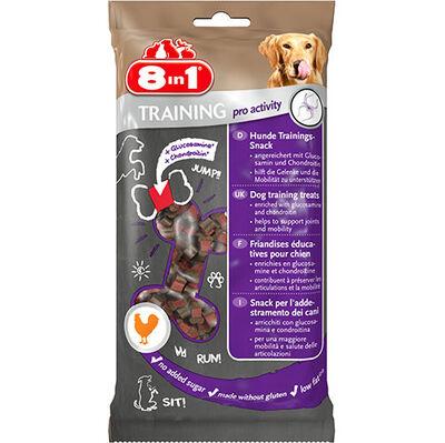 8in1 Training Pro Activity Eklem Destekleyen Tavuklu Köpek Ödülü 100 Gr