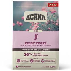 Acana - Acana First Feast Kitten Yavru Kedi Maması 1,8 Kg + 5 Adet Temizlik Mendili