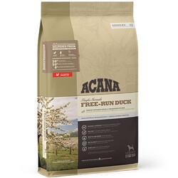 Acana - Acana Free - Run Duck Ördek Etli Köpek Maması 11,4 Kg + 10 Adet Temizlik Mendili