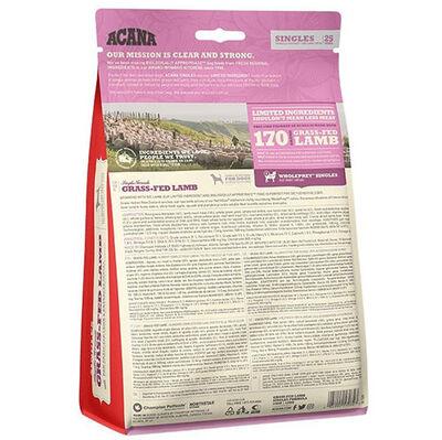 Acana Grass - Fed Lamb Kuzu ve Elma Köpek Maması 340 Gr