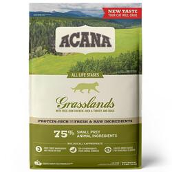 Acana - Acana Grasslands Ördek ve Bıldırcın Tahılsız Kedi Maması 4,5 Kg+5 Adet Temizlik Mendili