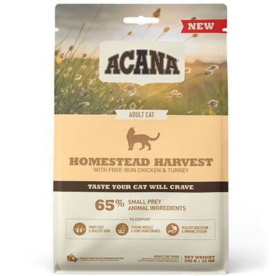 Acana Homestead Harvest Yetişkin Kedi Maması 340 Gr