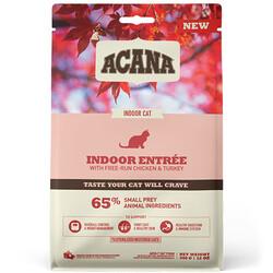 Acana - Acana Indoor Entree Sterilised Kısırlaştırılmış Kedi Maması 340 Gr