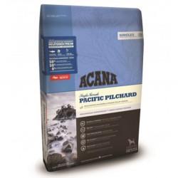 Acana - Acana Pacific Pilchard Sardalyalı Tahılsız Köpek Maması 2 Kg+5 Adet Temizlik Mendili