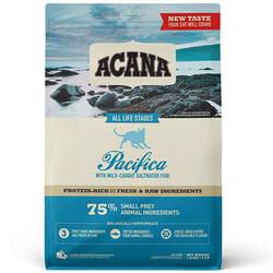 Acana - Acana Pacifica Cat Tahılsız Balıklı Kedi Maması 340 Gr