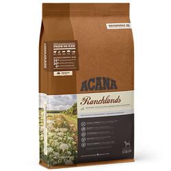 Acana - Acana Ranchlands Kuzu ve Bizon Tahılsız Köpek Maması 2 Kg + 5 Adet Temizlik Mendili