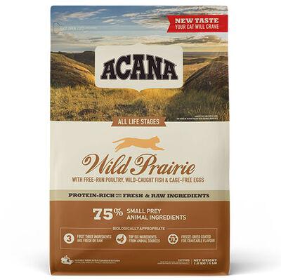 Acana Wild Prairie Cat Tahılsız Tavuklu Kedi Maması 1,8 Kg + 5 Adet Temizlik Mendili