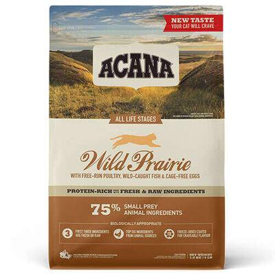 Acana Wild Prairie Cat Tahılsız Tavuklu Kedi Maması 340 Gr
