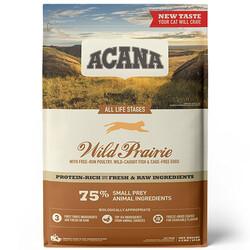 Acana - Acana Wild Prairie Tahılsız Tavuklu Kedi Maması 4,5 Kg+10 Adet Temizlik Mendili