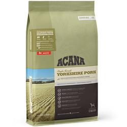 Acana - Acana Yorkshire Pork Domuz ve Balkabaklı Köpek Maması 11,4 Kg + 10 Adet Temizlik Mendili