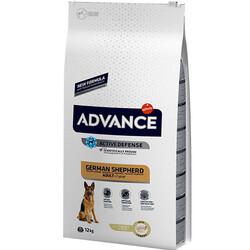 Advance - Advance German Shepherd Alman Kurdu Köpek Maması 12 Kg+5 Adet Temizlik Mendili