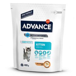 Advance - Advance Kitten Yavru Tavuk Etli Kedi Maması 400 Gr