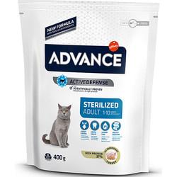 Advance - Advance Sterilized Kısırlaştırılmış Hindili Kedi Maması 400 Gr