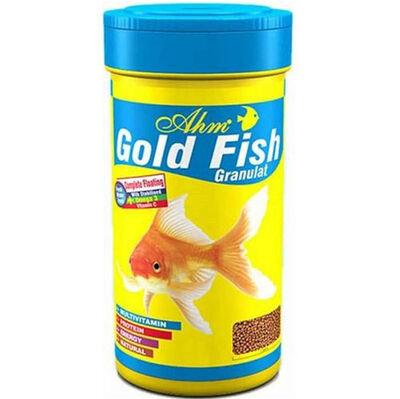 AHM Gold Fish Granulat Balık Yemi 250 ML