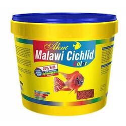 Ahm - AHM Malawi Cichlid Colour Granulat Balık Yemi 3000 Gr
