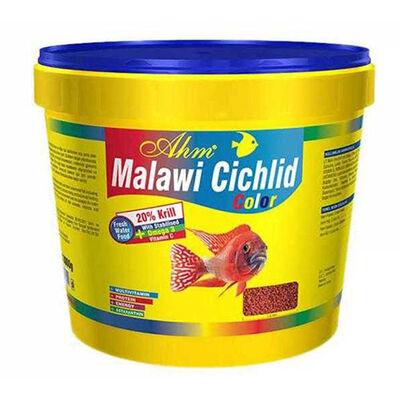 AHM Malawi Cichlid Colour Granulat Balık Yemi 3000 Gr