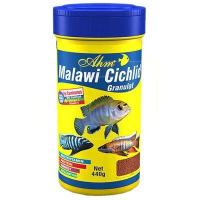AHM Malawi Cichlid Granulat Balık Yemi 250 ML