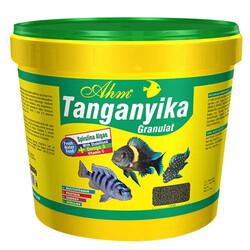 Ahm - AHM Tanganyika Cichlid Granulat Balık Yemi 3000 Gr