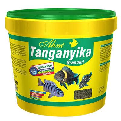 AHM Tanganyika Cichlid Granulat Balık Yemi 3000 Gr