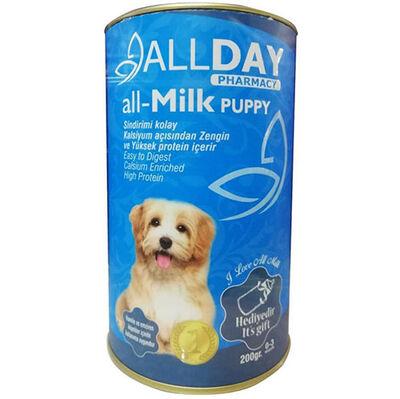 Allday all - Milk Puppy Yavru Köpek Süt Tozu 200 Gr + Biberon