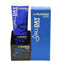 Allday - Allday All-MultiMalt Multivitamin Köpek Macunu 100 Gr