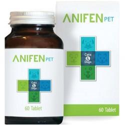 Anifen - Anifen Pet Eklem Sağlığı Bitkisel Kedi ve Köpek Tableti (60 Tablet)