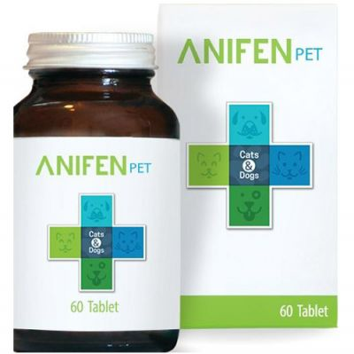 Anifen Pet Eklem Sağlığı Bitkisel Kedi ve Köpek Tableti (60 Tablet)