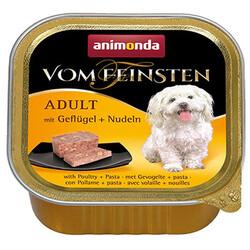 Animonda - Animonda 82614 Vom Feinsten Kümes Hayvanı Makarna Köpek Yaş Maması 150 Gr