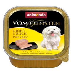 Animonda - Animonda 82618 Vom Feinsten Light Hindi Eti ve Peynirli Köpek Yaş Maması 150 Gr