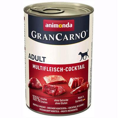 Animonda 82730 Gran Carno Karışık Etli Köpek Konservesi 400 Gr