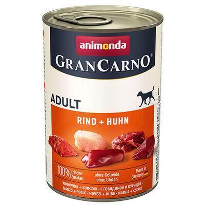 Animonda 82732 Gran Carno Sığır ve Tavuk Etli Köpek Konservesi 400 Gr
