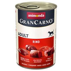 Animonda - Animonda 82735 Gran Carno Sığır Etli Yetişkin Köpek Konservesi 400 Gr