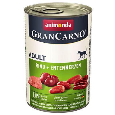 Animonda 82746 Gran Carno Sığır Eti ve Ördek Köpek Konservesi 400 Gr