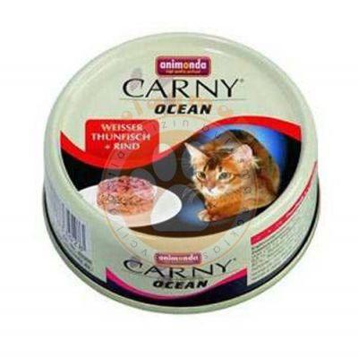 Animonda 83322 Carny Ocean Ton ve Sığır Etli Kedi Konservesi 80 Gr