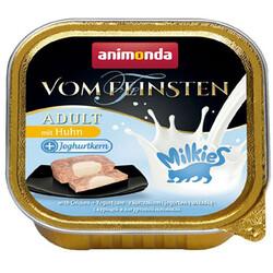 Animonda - Animonda Milkies 83113 Vom Feinsten Tavuk Etli ve Yoğurt Kedi Yaş Maması 100 Gr