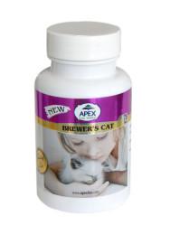 Apex - Apex Brewers Tüy Dökülme Önleyici Kedi Tableti (75 Tab)