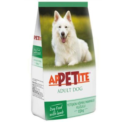 Appetite Lamb Kuzu Etli Yetişkin Köpek Maması 15 Kg