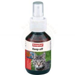 Beaphar - Beaphar 011058 Keep Off Kedi Uzaklaştırıcı Sprey 100 ML