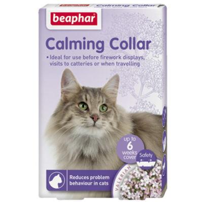Beaphar 011090 Calming Collar Sakinleştirici Kedi Tasması
