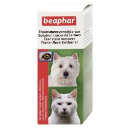 Beaphar - Beaphar 011632 Kedi ve Köpek Göz Yaşı Lekesi Temizleme Losyonu 50 ML