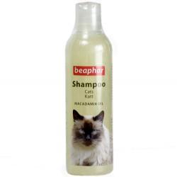 Beaphar - Beaphar 018282 Macademia Tüy Sağlığı Yetişkin Kedi Şampuanı 250 ML