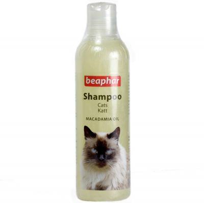 Beaphar 018282 Macademia Tüy Sağlığı Yetişkin Kedi Şampuanı 250 ML