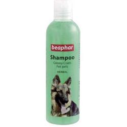 Beaphar - Beaphar 018288 Herbal Yağlı Ciltler İçin Bitkisel Köpek Şampuanı 250 ML