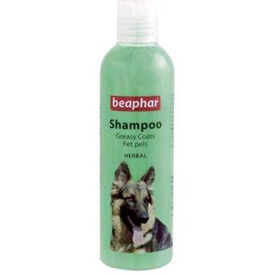 Beaphar 018288 Herbal Yağlı Ciltler İçin Bitkisel Köpek Şampuanı 250 ML