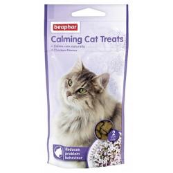 Beaphar - Beaphar Calming Cat Treats Sakinleştirici Kedi Ödülü 35 Gr