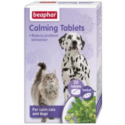 Beaphar - Beaphar Calming Tablets Sakinleştirici Kedi ve Köpek Tableti-(20 Tabs)