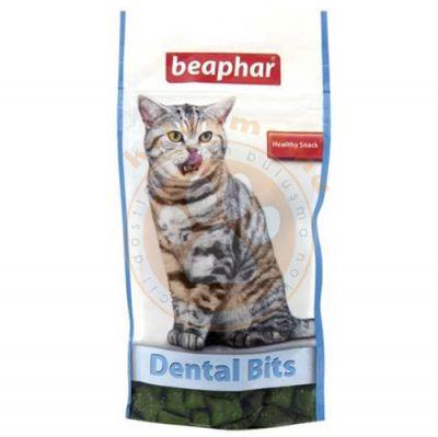 Beaphar Dental Bits Diş Sağlığı Kedi Ödülü 35 Gr