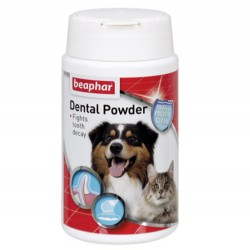 Beaphar - Beaphar Dental Power Ağız ve Diş Sağlığı Koruyucu Besin Takviyesi 75 Gr