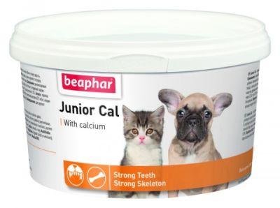Beaphar Junior Cal Yavru Köpek ve Kediler İçin Vitamin 200 Gr